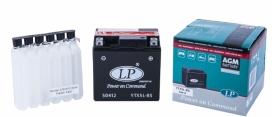 YTX5L-BS, Ytx5l-bs аккумулятор мото agm