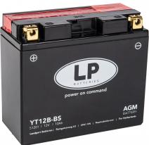 YT12B-BS, Аккумулятор Landport YT12B-BS, 12V, AGM