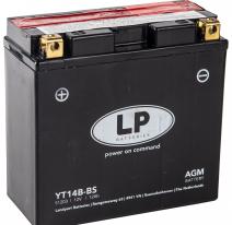 YT14B-BS, Аккумулятор Landport YT14B-BS, 12V, AGM