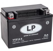 YTZ14S, Аккумулятор Landport YTZ14S, 12V, SLA
