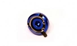 TP011U, Крышка маслозаливной горловины синяя, цвет синий