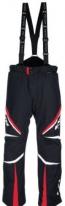 X80205 (Черный/Красный, XXXL), Снегоходные штаны KOBUK
