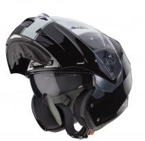 CABERG Шлем DUKE II LEGEND черно белый