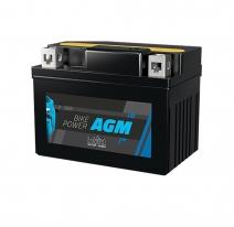 IA YT9B-BS, Аккумулятор intAct IA YT9B-BS, 12V, AGM