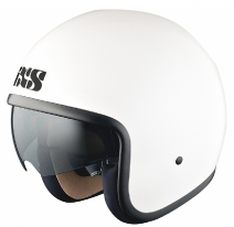 X10036, Открытый шлем HX 77 белый глянец, размер M