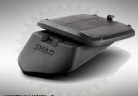 Y0XJ17ST, Крепление для верхнего кофра shad на yamaha xjr 1300 07-15