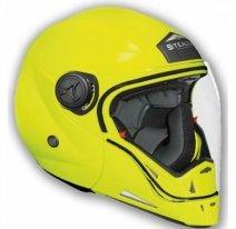 Шлем VEGA HD190 Solid Hi-Vis желтый глянцевый