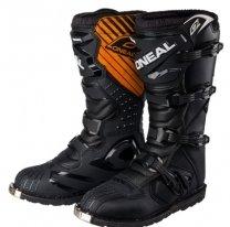 0329 (Черный, размер 41), Мотоботы кроссовые Rider Boot черные