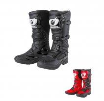 0334-1 (Черный, 41), Мотоботы кроссовые  O'NEAL RSX, мужской(ие), размер 41, цвет черный