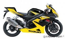 2005, Слайдеры suzuki gsxr1000 `05-`06