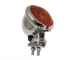255-131, Светодиодный стоп сигнал bates style, цвет хром