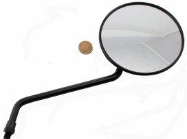 301-185, Зеркало универсальное, левая или правая сторона, цвет черный