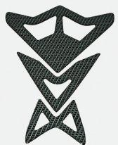 319-581, Накладка на бак carbon look, цвет Карбон