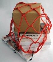 395-114, Сетка для багажа (паук) красная, цвет красная