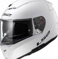Мотошлем LS2 FF390 Breaker Gloss White