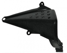 518-100-032, Пластик воздухозаборник левый для honda  cbr600rr (03-04) (черный)