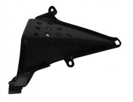 518-100-042, Пластик воздухозаборник парвый для honda cbr600rr (03-04) (черный)