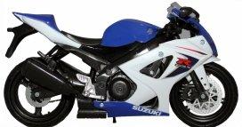 57003, Модель мотоцикла SUZUKI GSX-R1000 2008.
