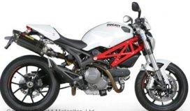57513, Модель мотоцикла 1:12 Ducati Monster 796