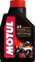 104091, моторное масло  7100 MA2 4T 10W40   объем 1 литр