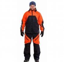 810200-19 (Черный/Оранжевый, L), Снегоходная куртка Sport 2019 Black-Orange