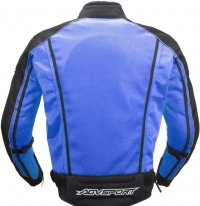 A01501-004-S, Мотоциклетная летняя куртка solare, размер S
