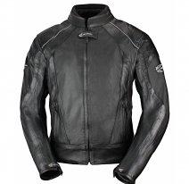 A01510 (Черный, L), Кожаная мото куртка Breeze, размер L