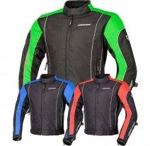 A01522 (черный/красный, M), Куртка текстильная  AGVSPORT Apex, мужской(ие), размер M, цвет черный