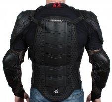 A16804 (Черный, S), Черепаха Protection Jacket черная, размер S