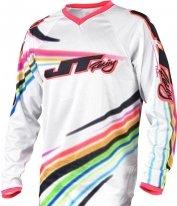 JT15320J04, Джерси flex-flow, размер L, цвет Разноцветный