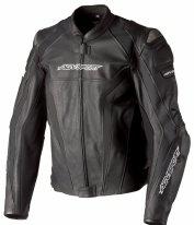A02505-003-54, Кожаная куртка corsa черная, размер 54