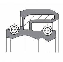 ARI.102, Сальники ariete ari.102  41x53x8/10,5, размер 41