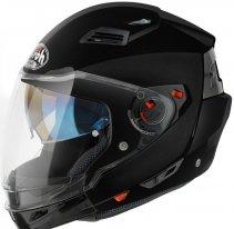 EX11 (Термопластик, глянец, Черный, L), Шлем трансформер EXECUTIVE черный, цвет Чёрный