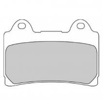 FDB449P, Тормозные колодки дисковые, FERODO(FDB449P)
