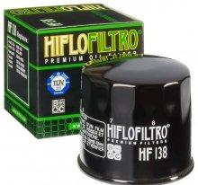 HF138, Масляный фильтр hf 138, цвет черный