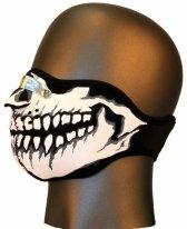 HH02-601, Декоративная маска 'skull-man'