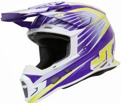 JT15030H03-E, Шлем кроссовый  als1.0 фиолетовый, размер M