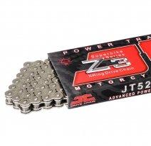 520Z3-NN112, Цепь для мотоцикла JT 520Z3 X-ring усиленная, NN-никель