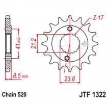 1322.14, Звезда ведущая , JT 1322.14