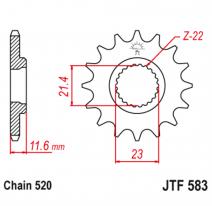 583.14, Звезда ведущая , JT 583.14