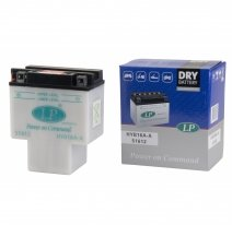 HYB16A-AB, Аккумулятор Landport HYB16A-AB, 12V, DRY