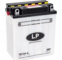 YB12A-A, Аккумулятор Landport YB12A-A, 12V, DRY
