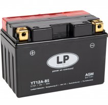 YT12A-BS, Аккумулятор Landport YT12A-BS, 12V, AGM