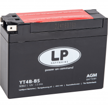 YT4B-BS, Аккумулятор Landport YT4B-BS, 12V, AGM