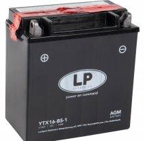 YTX16-BS-1, Аккумулятор Landport YTX16-BS-1, 12V, AGM