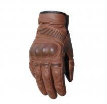 M02319 (Коричневый, S), Перчатки мотоциклетные MOTEQ Scooby, мужской(ие), размер S, цвет коричневый