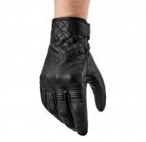 M02320 (черный, S), Перчатки MOTEQ Snob, размер S, цвет черный
