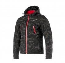 M02528 (Черный, S), Куртка текстильная  MOTEQ Firefly, мужской(ие), размер S, цвет черный