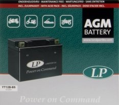 YT12B-BS, Yt12b-bs аккумулятор мото agm