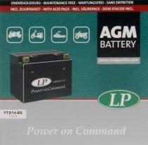 YT14B-BS, Yt14b-bs аккумулятор мото agm